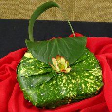 floral handbag